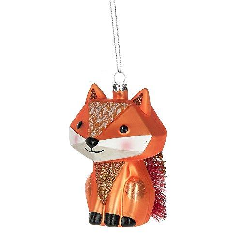 Midwest CBK Animal Menagerie Ornament – Fox 123140