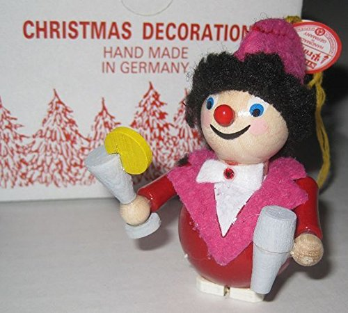 Steinbach Barkeeper Wood Christmas Tree Ornament
