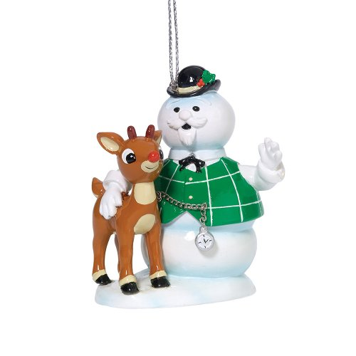 Rudolph Tell Me A Story Sam, Christmas Ornament