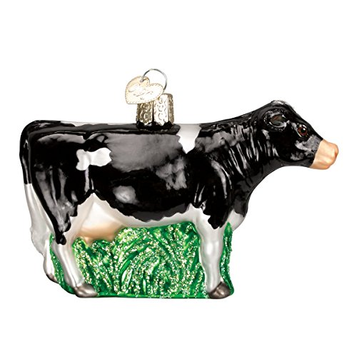 Old World Christmas Dairy Cow Assorted Colors