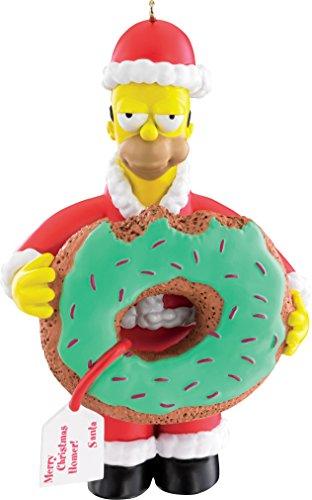 Carlton Heirloom Ornament 2016 Homer Simpson – The Simpsons – #CXOR085K