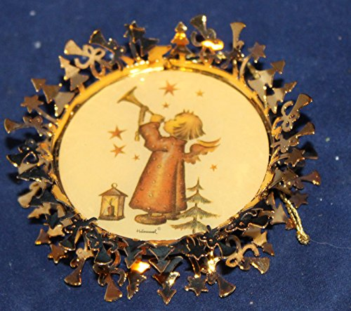 Hummel Gold Christmas Ornament Collection – Little Gabriel