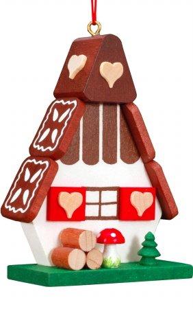 ULBR 10-0052 Christian Ulbricht Ornament – Gingerbread House
