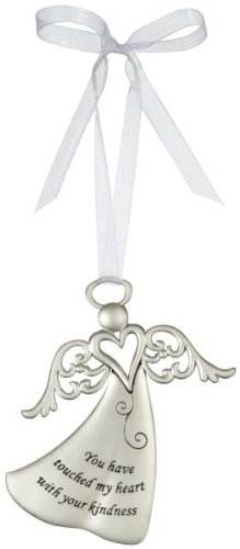 Ganz You Have Touched My Heart With Your Kindness – Ornament Christmas Angel Gift ER26797-GANZ