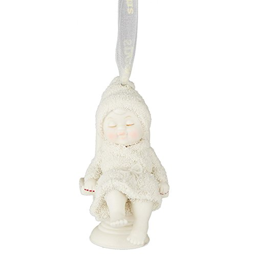 Snowbabies Spa Day Ornament