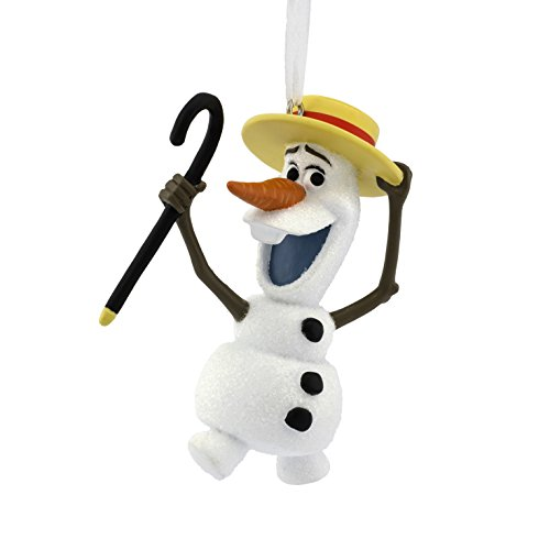 Olaf Frozen Disney Christmas Ornament by Hallmark