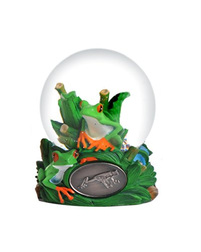 Frog Snow Globe – 65mm