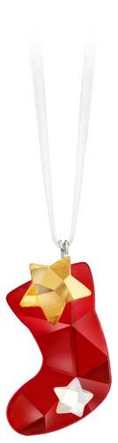 Swarovski Crystal Twinkling Stocking Christmas Piece – Crystal Authentic 1054568