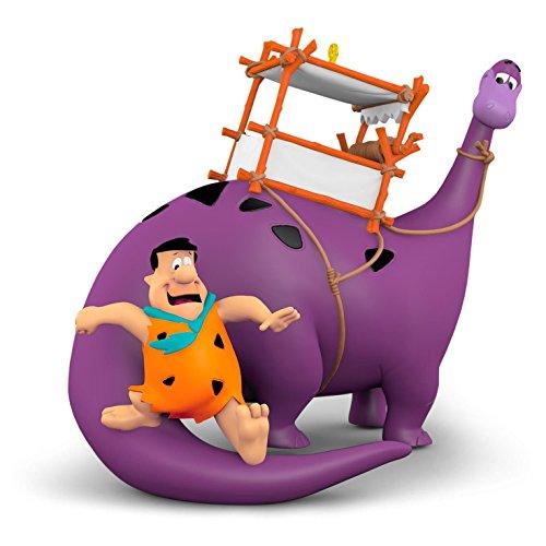 Hallmark 2016 Christmas Ornament THE FLINTSTONES Meet the Flintstones Musical Ornament