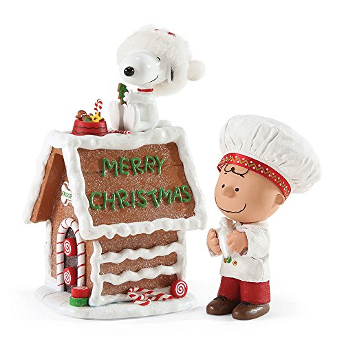 Department 56 Possible Dreams From Snoopy's Gingerbread Ornamentuse Figurine 7 In