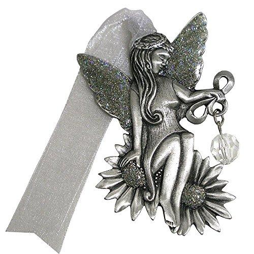Gloria Duchin Genuine Pewter Fairy Ornament