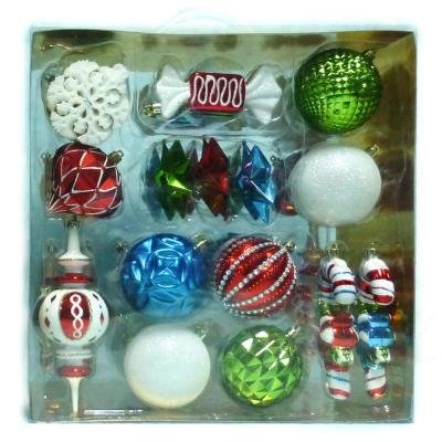Alpine Holiday Ornament (80-Count)