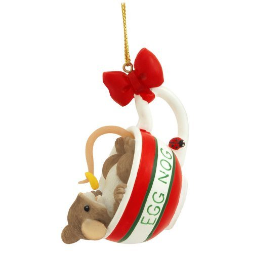 Don't Miss a Drop Charming Tails Ornament by Miles Kimball by Charming Tails