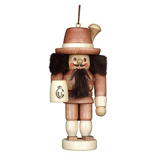 "13-0608 – Christian Ulbricht Ornament – Nutcracker – 4″""H x 2″""W x 2.25″""D"