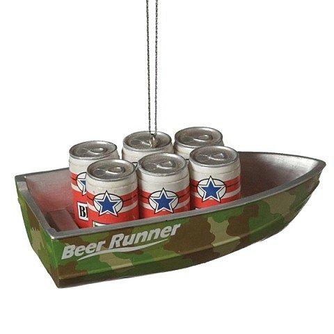 Beer Runner Ornament