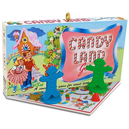 Family Game Night #3 Christmas Ornament Candy Land Hallmark Keepsake Ornament