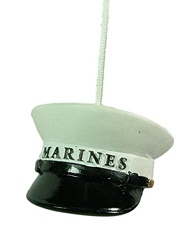 United States Marine Soldier Military Hat Armed Forces Christmas Tree Ornament