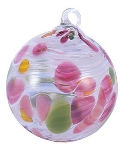 Glass Eye Studio Tulip Flurry Classic Ornament