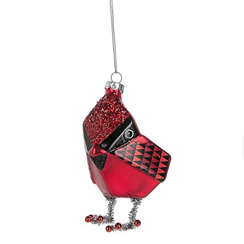 Midwest CBK Animal Menagerie Ornament – Cardinal 123139