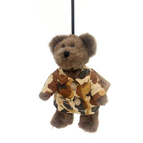Boyds Bears Plush ARMY BEAR CAMO ORNAMENT 562791 Military New