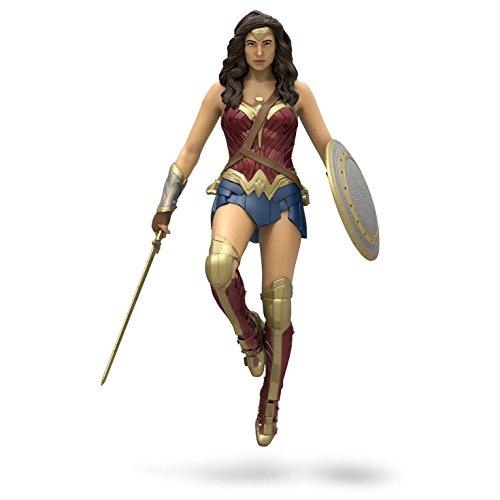 BATMAN V SUPERMAN: DAWN OF JUSTICE WONDER WOMAN Ornament Superheroes