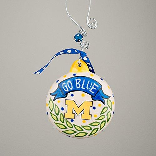 University of Michigan – Christmas Ornament, Glory Haus