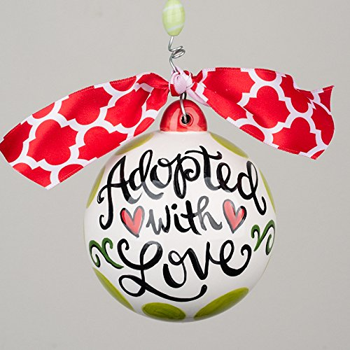 Adoption Ornament With FREE Personalization