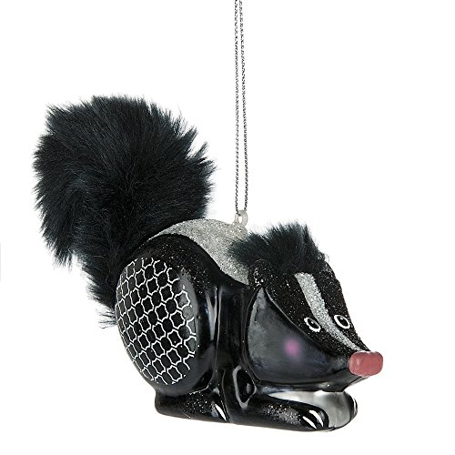 Midwest CBK Animal Menagerie Ornament – Skunk 123143