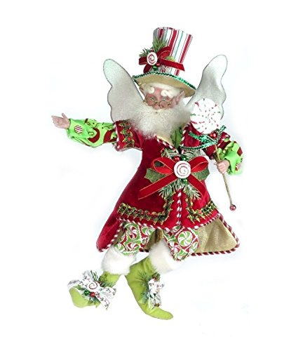 Mark Roberts Collectible Peppermint Pleasures Christmas Fairy – Large 22″ #51-42490