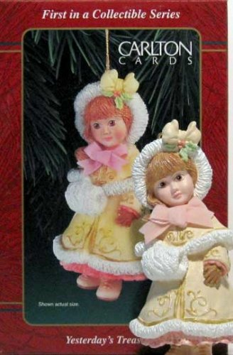 Carlton Cards Yesterday's Treasures Collectible Ornament