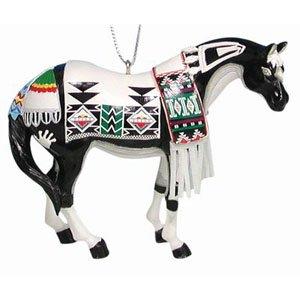 Painted Ponies Tewa Horse Ornament