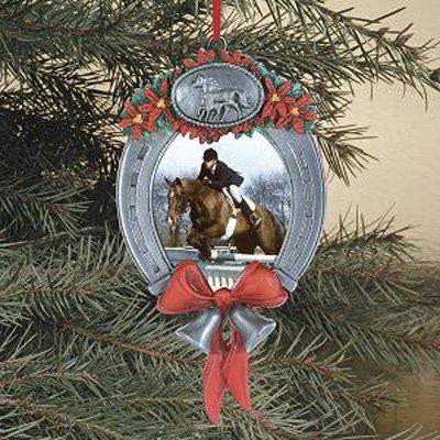 Breyer Photo Frame – Horse Shoe Ornament
