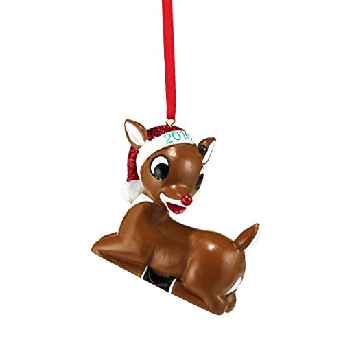 Department 56 Rudolph From 2016 Dated Rudolph Ornament 2 In