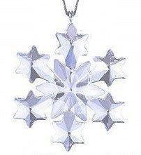 Swarovski Little Snowflake Christmas Ornament
