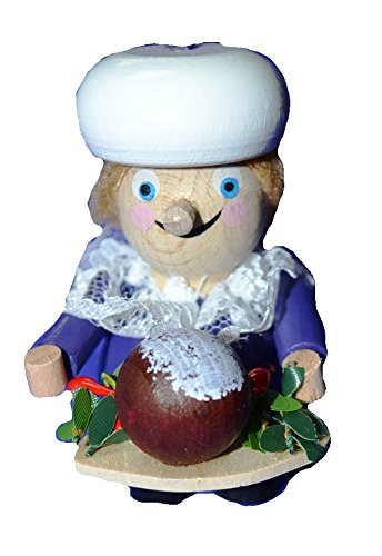 Steinbach Handmade in Germany Serving Wench Ornament