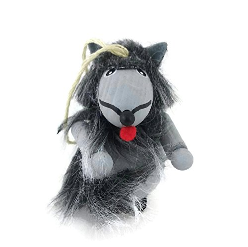 Steinbach Big Bad Wolf Ornament