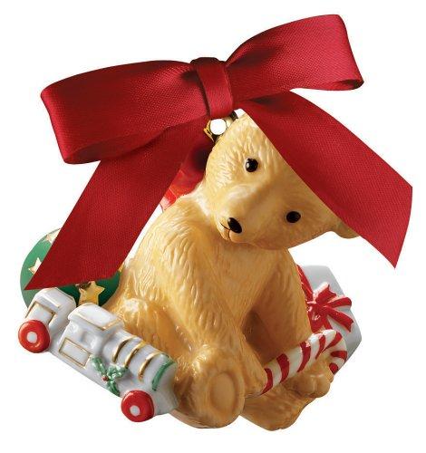 Spode World of Christmas Ornaments, Christmas Joys and Toys, Set of 3