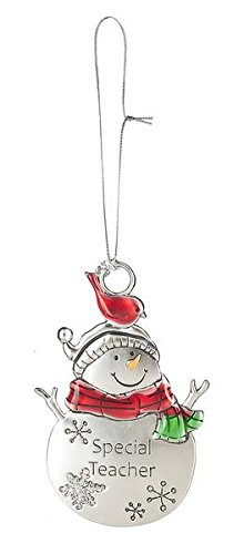 Christmas Snow Pals Ornaments – Special Teacher