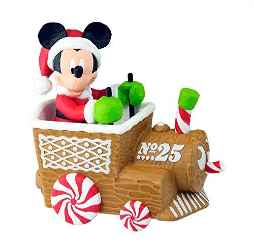 Hallmark Disney Christmas Express Mickey 2016