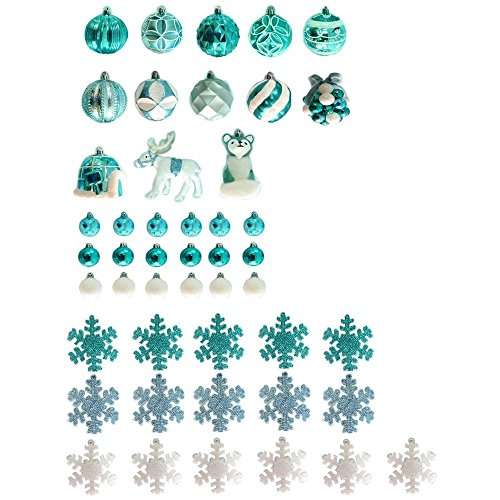 Winter Wishes Ornament Set (51-Count)