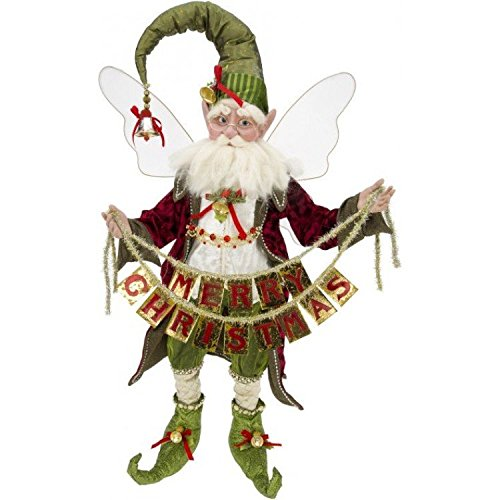 Mark Roberts Christmas Greetings Fairy – Large