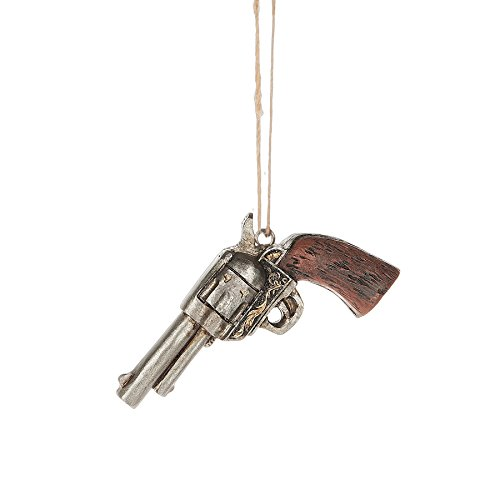 Midwest Western Six-Shooter Ornament