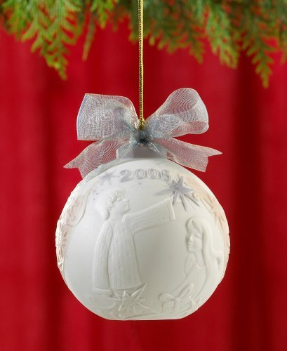 Lladro 2006 Annual Ball Ornament by Lladro