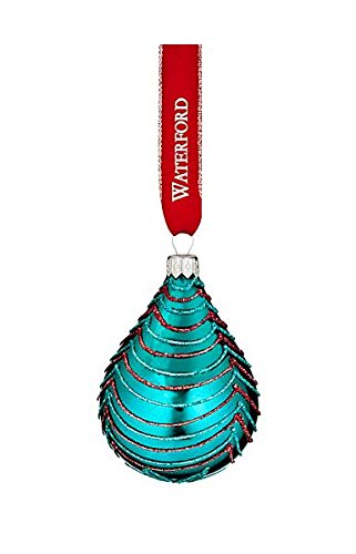 Waterford 2016 Holiday Heirloom Brights Celebration Bulb Ornament