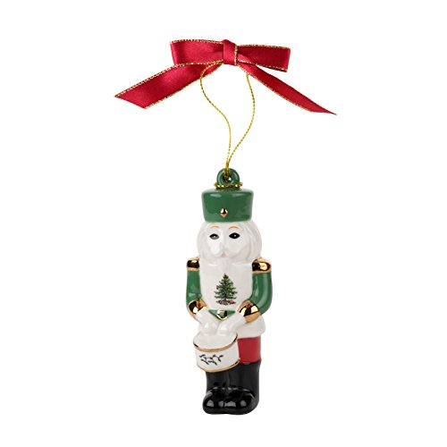 Spode Christmas Tree Ornament, Drummer Boy