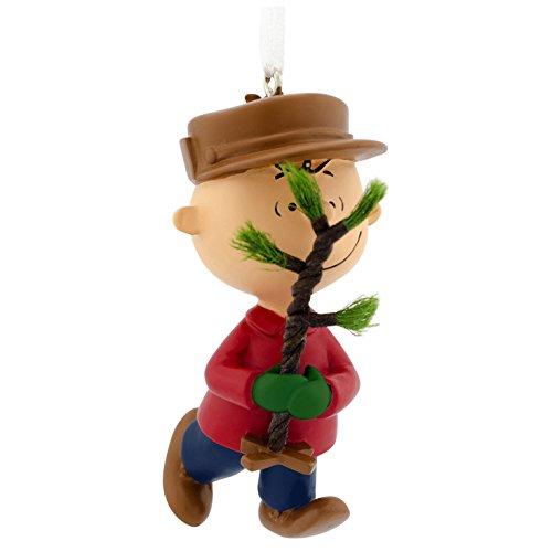 Hallmark Peanuts Charlie Brown Holiday Ornament