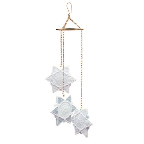 Lladro Star Burst Ornament