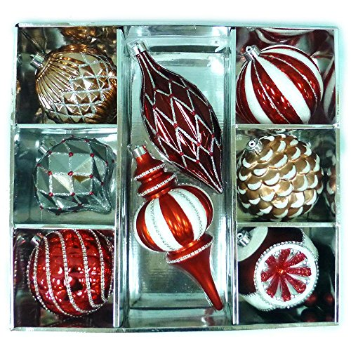 Winter Tiding Ornament (8-Count)