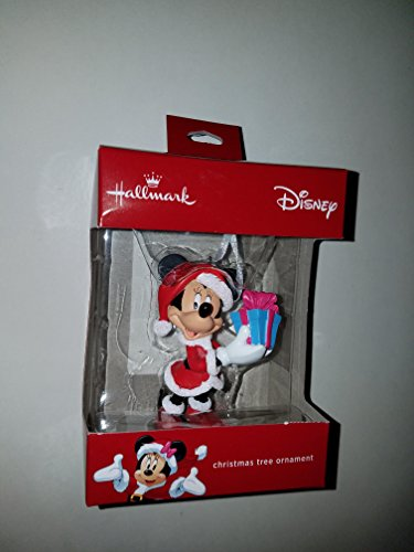 Hallmark Disney Minnie Christmas Tree Ornament
