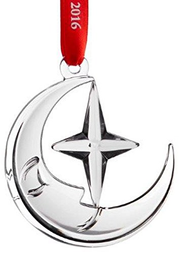 Orrefors 2016 Baby's First Christmas Ornament